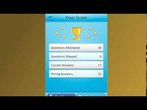 iOS and Android App for Grade 10 Math and English - YouTube