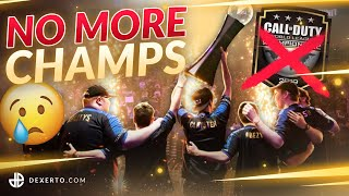 CoD Champs 2019: The End of an Era   An Esports Documentary