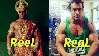 Sri Anjaneyam Serial Actor in Real Life Gym Workout Video - 9th April 2018