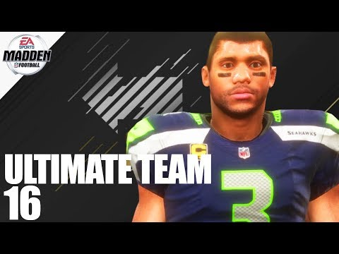 Madden 19 Ultimate Team - Super Bowl Run Ep.16