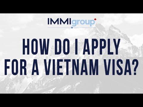 How do I apply for a Vietnam visa?