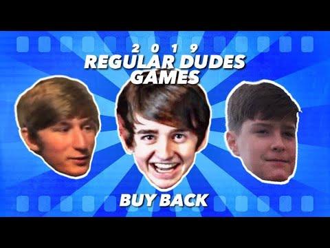 Download REGULAR DUDES GAMES BUYBACK 2019