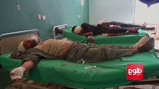 Rights Watchdog Calls Taliban Attacks War Crimes