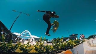 GoPro Skateboarding with Karma grip