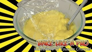 Easy Lemon Curd Recipe ! - Lemon Filling For Pies And Tarts !