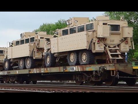 DODX Dept. Of Defense Train