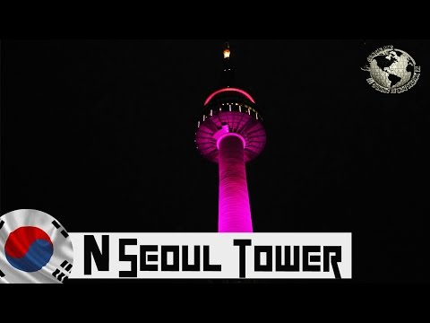 Torre N Seoul Tower, Namsan, Seúl. Corea 2014