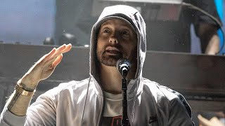 Eminem: I don't have any issues with Revolt