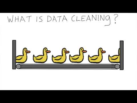 What is Data Cleaning? - Data Wranging with MongoDB