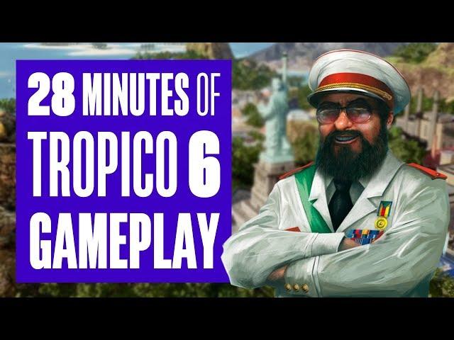 Tropico 6 (видео)