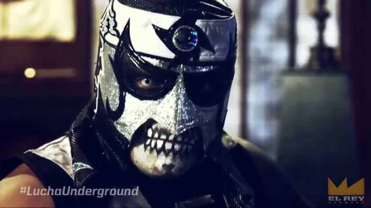 Image result for lucha underground pentagon jr