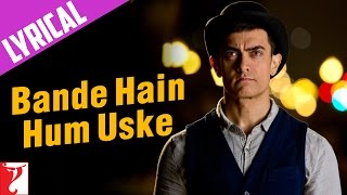 "Lyrical: ""Bande Hain Hum Uske"" - Full Song with Lyrics - DHOOM:3"