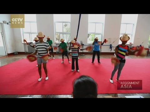 Assignment Asia Episode 47: A year in China's acrobatics town