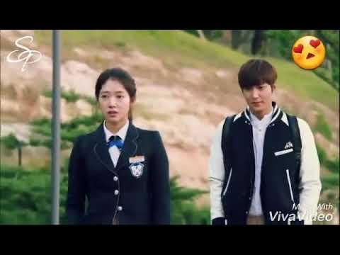"Dil aaj kal meri sunta nhi Korean mix ""Lee minho"" the heirs"