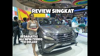 Review Daihatsu All New Terios R Deluxe 2018 | GIIAS 2018
