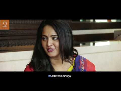 Anushka Shetty Exclusive Interview   Baahubali 2   Radio Mango