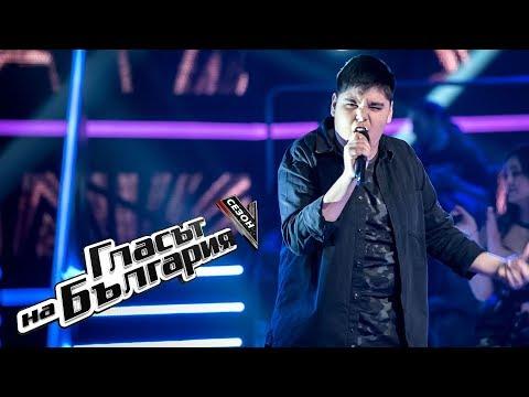 Иван Стоянов – Mamma Knows Best – Гласът на България 5 – Супер битки (13.05.2018)