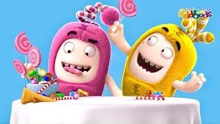 Oddbods | MỚI | Newt và Bubbles: Sức Mạnh Của Con Gái! | Phim Hoạt Hình Vui Nhộn Cho Trẻ Em