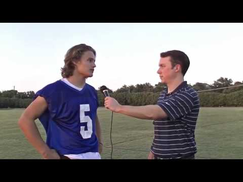 Plano West Outside Linebacker and Strong Safety Jared Valesano