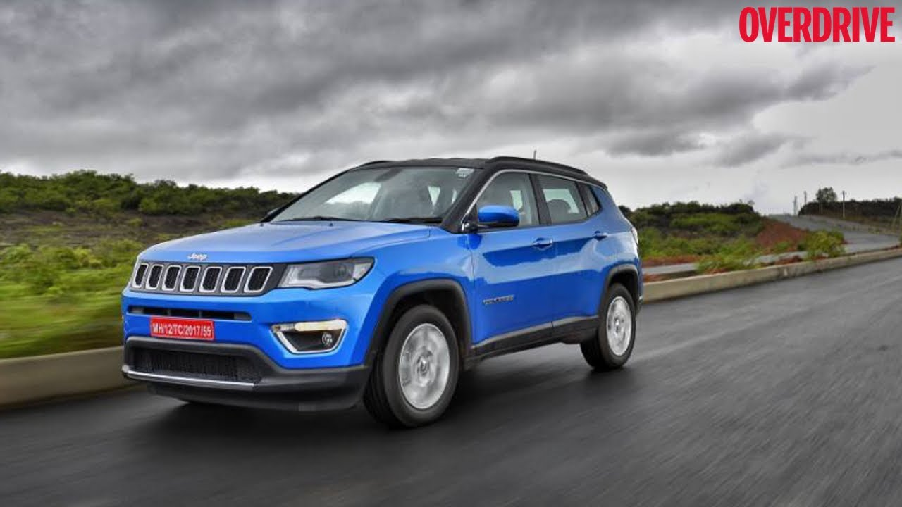 Jeep Compass Road Test Review Youtube