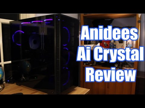 Glass Everywhere! Anidees AI Crystal Lite Review