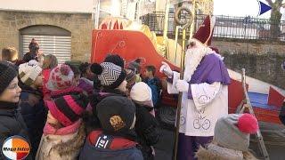 Repeat youtube video St. Nicolas en visite  dans les écoles d'Algrange