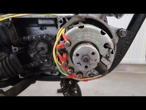 как настроить Мотоцикл Минск