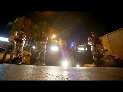 Jordan: Israeli guard kills 2 Jordanians in Amman embassy confrontation