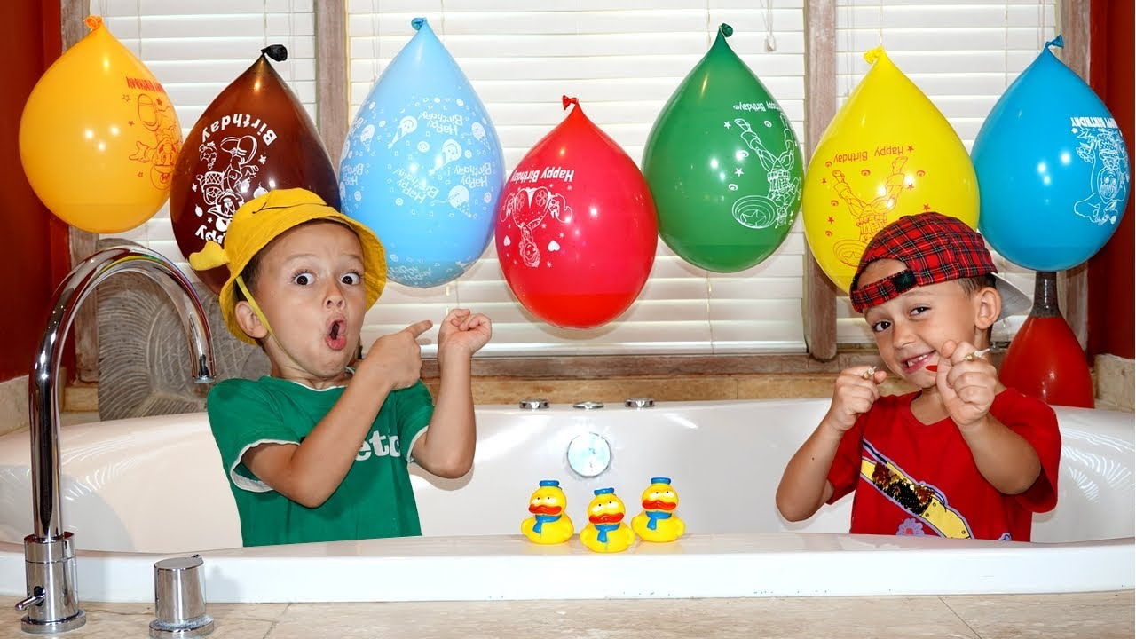 Марк - Веселые истории с игрушками для детей