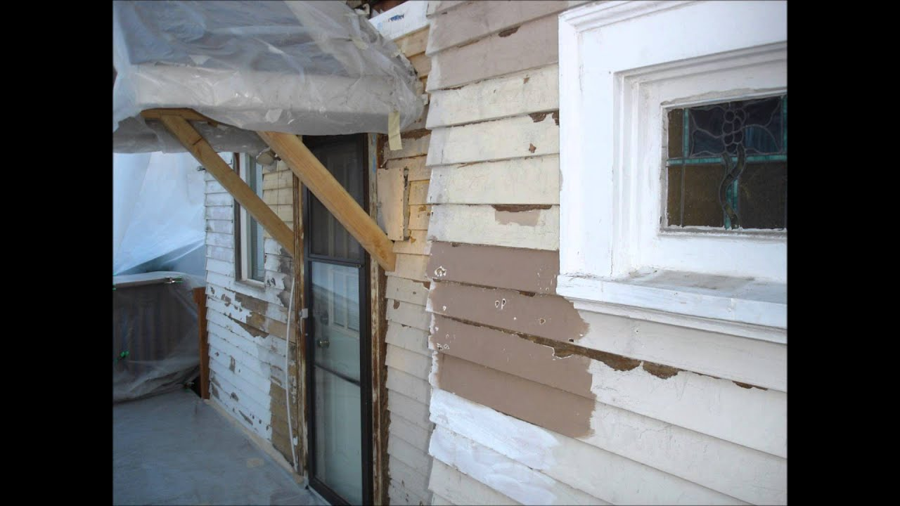 Lead Paint House Painting Seattle Capitol Hill Healthy Painting Youtube