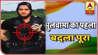 Two JeM Terrorists Killed In Pulwama Encounter | ABP News