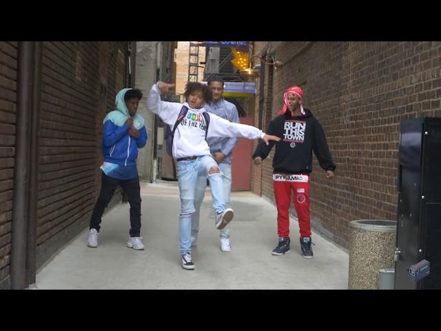 Lil Yachty - BOOM! (4K Dance Video) ft. Ugly God @jeffersonbeats_