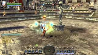 Dragon Nest - Колдунья vs Страж. Ladder