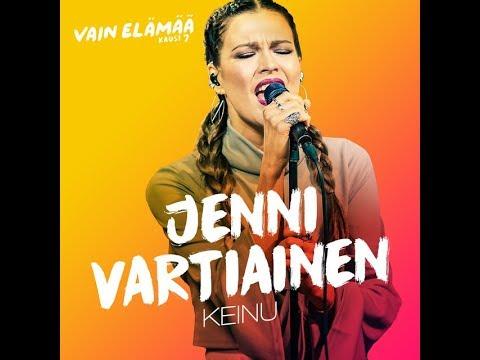 Jenni Vartiainen - Keinu (Sanat)