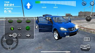 Real City Car Driving Sim 2020 - Mobile Gameplay #2 | Fun Car Games