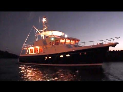 """Selene Trawler, Selene Yacht (Selene 57, """"Alassio"""")"""