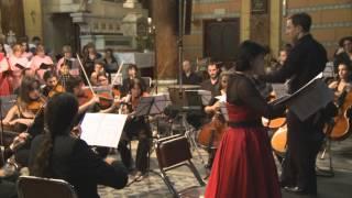 CANTORIA ARS NOVA - SALMO 42 op. 42 de Félix Mendelssohn - Nº 2, 3 y 4 - Dir. Fernando Tomé