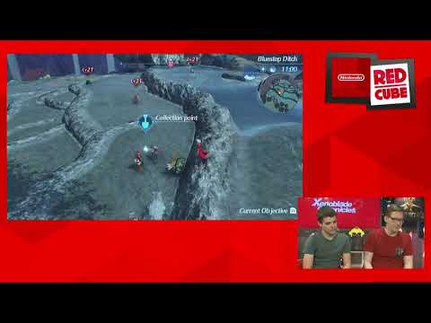 Nintendo at Gamescom 2017 - Xenoblade Chronicles 2 gameplay (brand new area)