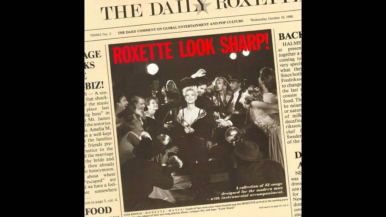 Roxette - The Look