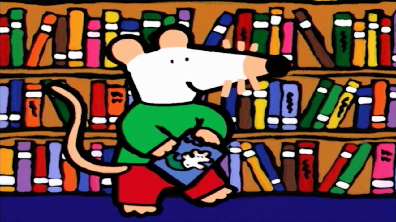 Mimi la souris la biblioth que dessin anim complet en fran ais youtube - Jeux de mimi la souris ...