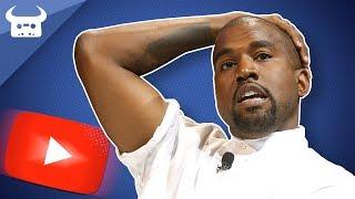 I hijacked Kanye's YouTube channel - @kanyewest