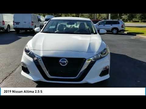 2019 Nissan Altima DeLand Nissan C164592