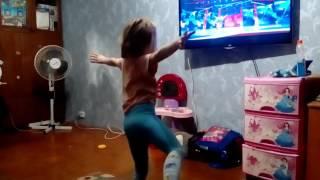 Танцы детей на тнт