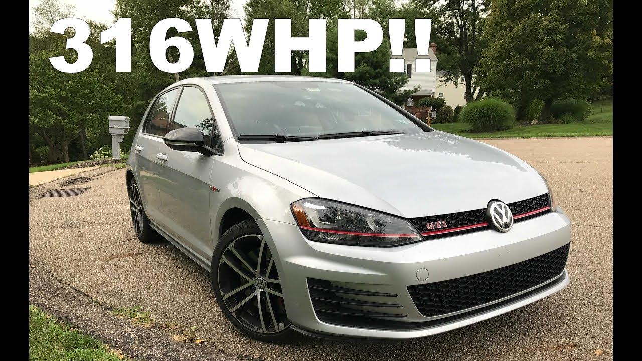 Mk7 Volkswagen Gti Apr Stage 1 Tune Review