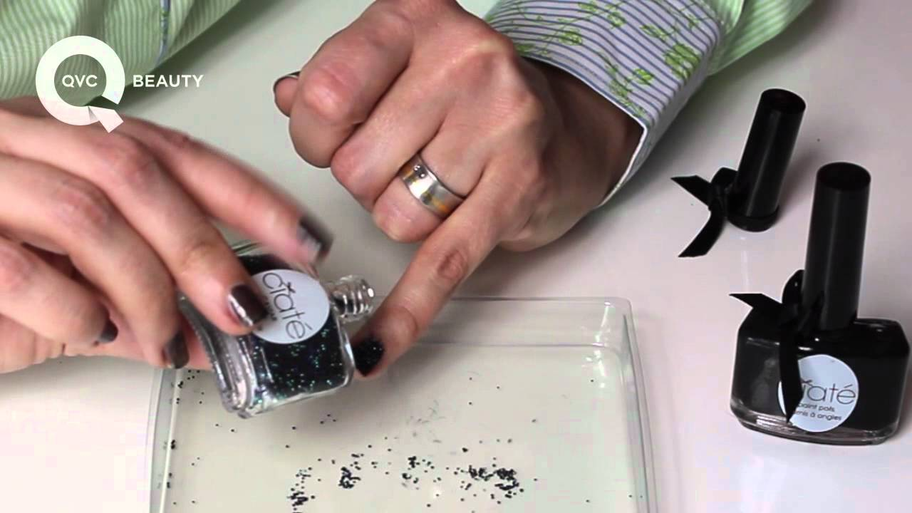 CIATÉ Caviar Manicure Tutorial - YouTube