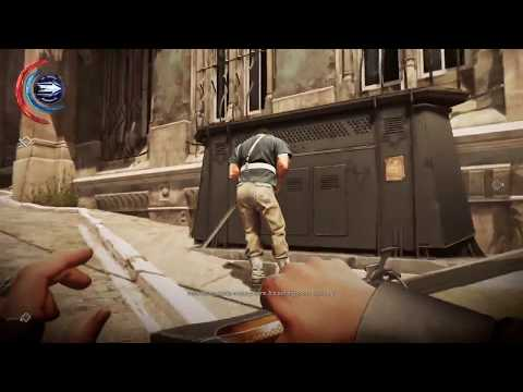 Dishonored 2 - Edge of the World (Clean Hands Corvo)