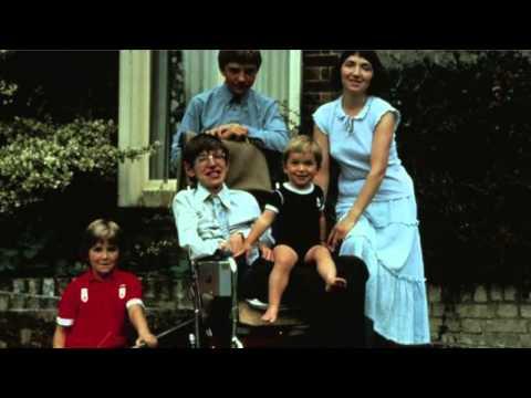 Resultado de imagen de los hijos de Hawking, Lucy, Robert y Tim