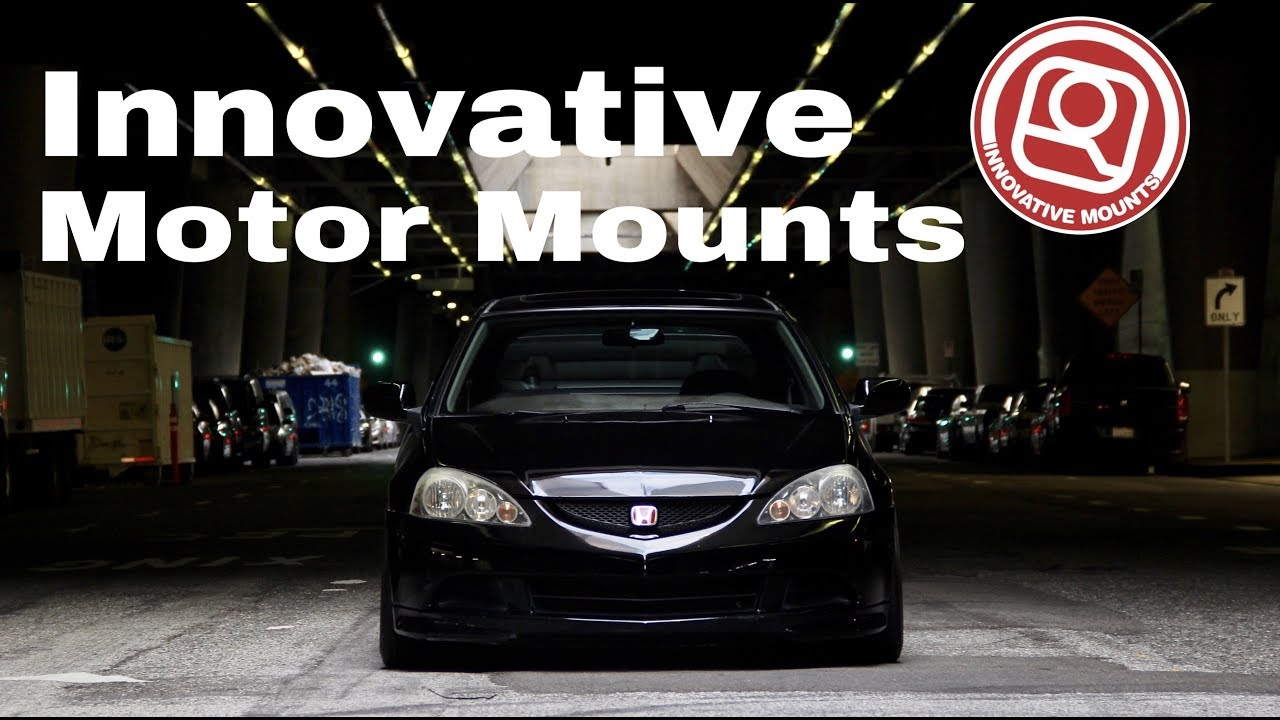 Innovative Motor Mounts On My RSX DC I RSX Build YouTube - Acura rsx motor mounts