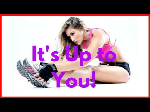 It's Up to YOU Motivational Video - (Must Watch)