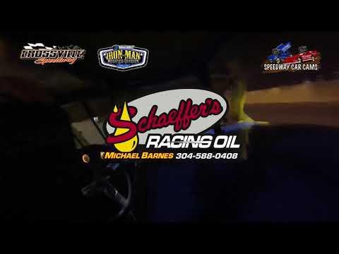 #4 Wayne James - Open Wheel - 9-22-17 Crossville Speedway - In Car Camera